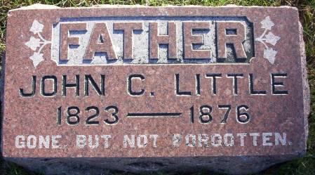LITTLE, JOHN C. - Plymouth County, Iowa   JOHN C. LITTLE