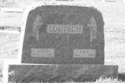 LOUTSCH, EMIL - Plymouth County, Iowa | EMIL LOUTSCH