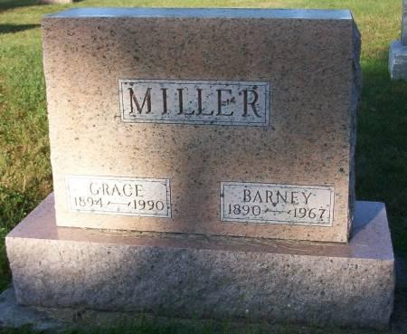 MILLER, GRACE - Plymouth County, Iowa   GRACE MILLER