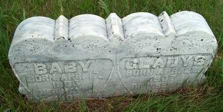 NO LAST NAME, GLADYS - Plymouth County, Iowa | GLADYS NO LAST NAME