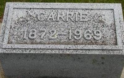 REICHMANN, CARRIE - Plymouth County, Iowa | CARRIE REICHMANN