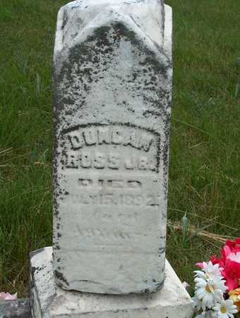 ROSS, JR, DUNCAN - Plymouth County, Iowa | DUNCAN ROSS, JR