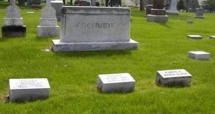 SCHMIDT, FAMILY PLOT - Plymouth County, Iowa | FAMILY PLOT SCHMIDT