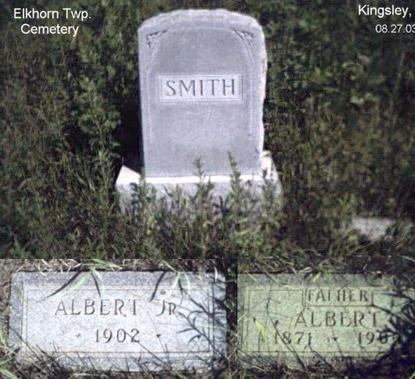 SMITH, ALBERT, JR. - Plymouth County, Iowa | ALBERT, JR. SMITH