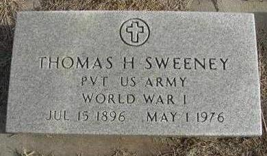 SWEENEY, THOMAS H. - Plymouth County, Iowa | THOMAS H. SWEENEY