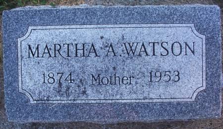 WATSON, MARTHA A. - Plymouth County, Iowa | MARTHA A. WATSON