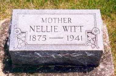EWIN WITT, NELLIE - Plymouth County, Iowa | NELLIE EWIN WITT