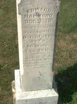 HAMMOND, EDWARD - Pocahontas County, Iowa | EDWARD HAMMOND