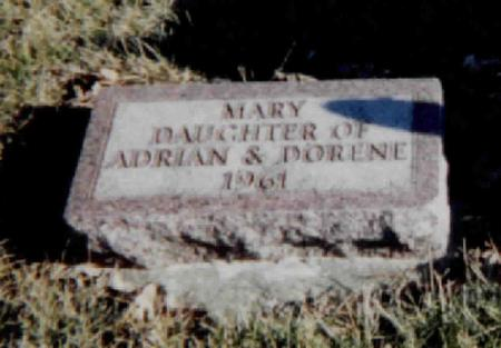 HARROLD, MARY - Pocahontas County, Iowa   MARY HARROLD