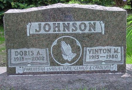 JOHNSON, DORIS - Pocahontas County, Iowa | DORIS JOHNSON