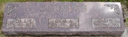 JOHNSON, OSCAR - Pocahontas County, Iowa | OSCAR JOHNSON