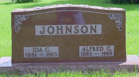 JOHNSON, ALFRED - Pocahontas County, Iowa | ALFRED JOHNSON