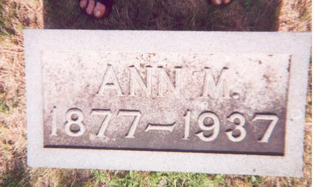 LILLY, ANN M. - Pocahontas County, Iowa | ANN M. LILLY