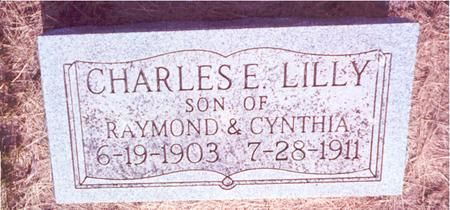 LILLY, CHARLES E. - Pocahontas County, Iowa | CHARLES E. LILLY