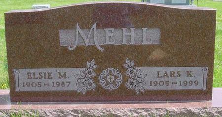 MEHL, ELSIE - Pocahontas County, Iowa | ELSIE MEHL