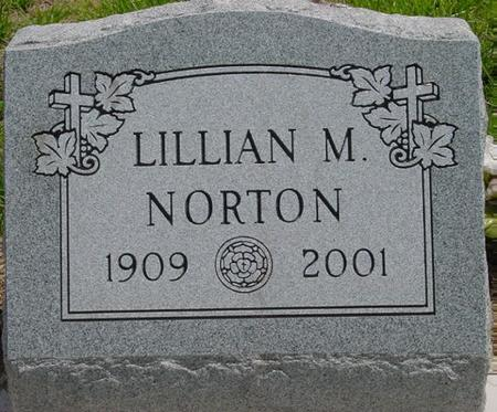 NORTON, LILLIAM - Pocahontas County, Iowa | LILLIAM NORTON