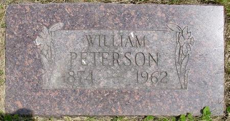 PETERSON, WILLIAM - Pocahontas County, Iowa | WILLIAM PETERSON