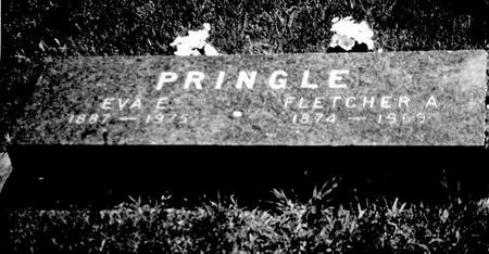 PRINGLE, EVA - Pocahontas County, Iowa | EVA PRINGLE