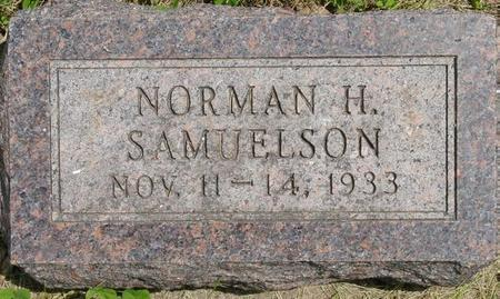 SAMUELSON, NORMAN - Pocahontas County, Iowa | NORMAN SAMUELSON