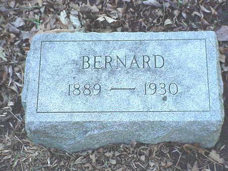 ABBOTT, BERNARD - Polk County, Iowa | BERNARD ABBOTT