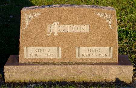 ACTON, OTTO - Polk County, Iowa | OTTO ACTON
