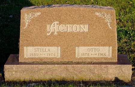 ACTON, STELLA - Polk County, Iowa | STELLA ACTON