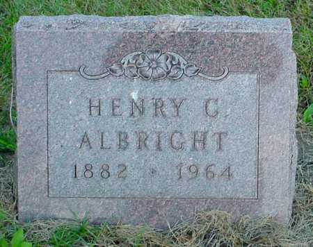 ALBRIGHT, HENRY C. - Polk County, Iowa | HENRY C. ALBRIGHT