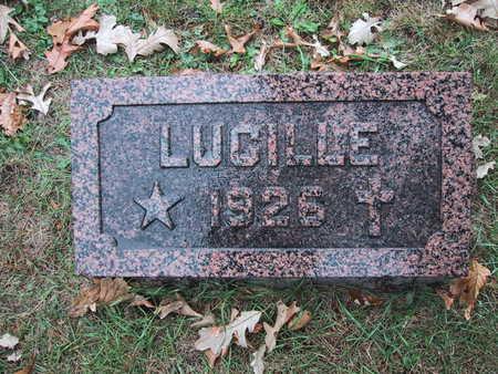 ALLEN, LUCILLE - Polk County, Iowa | LUCILLE ALLEN