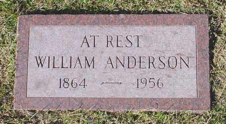 ANDERSON, WILLIAM - Polk County, Iowa | WILLIAM ANDERSON