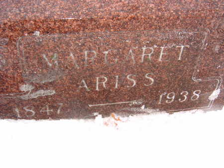 ARISS, MARGARET - Polk County, Iowa | MARGARET ARISS