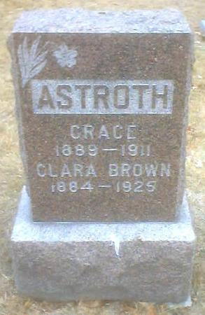 ASTROTH, GRACE - Polk County, Iowa | GRACE ASTROTH