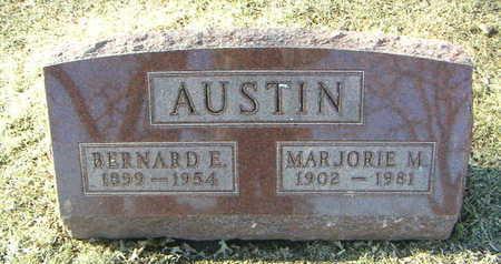 AUSTIN, BERNARD E. - Polk County, Iowa | BERNARD E. AUSTIN