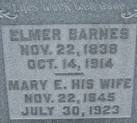 BARNES, MARY - Polk County, Iowa | MARY BARNES