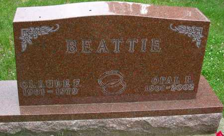 BEATTIE, OPAL B. - Polk County, Iowa | OPAL B. BEATTIE