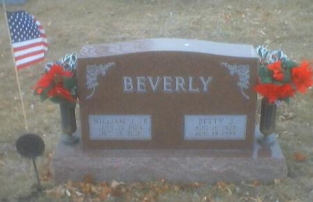 BEVERLY, BETTY J. - Polk County, Iowa | BETTY J. BEVERLY