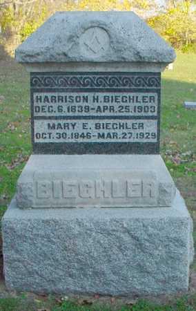 BIEGHLER, HARRISON H. - Polk County, Iowa | HARRISON H. BIEGHLER