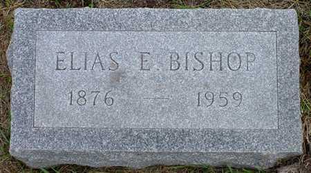 BISHOP, ELIAS E. - Polk County, Iowa   ELIAS E. BISHOP