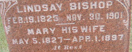 BISHOP, MARY - Polk County, Iowa | MARY BISHOP