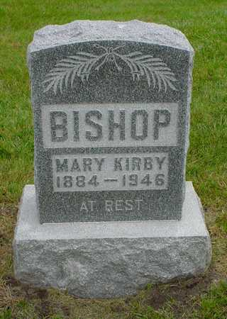 KIRBY BISHOP, MARY - Polk County, Iowa | MARY KIRBY BISHOP