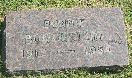 BOATWRIGHT, BONNIE - Polk County, Iowa | BONNIE BOATWRIGHT