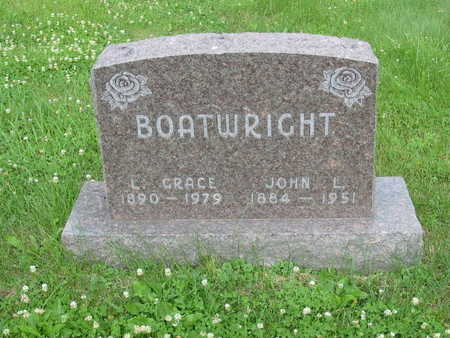 BOATWRIGHT, L. GRACE - Polk County, Iowa | L. GRACE BOATWRIGHT