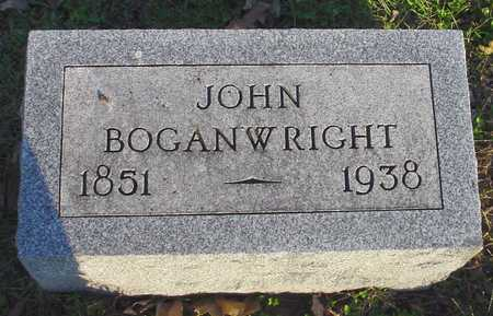 BOGANWRIGHT, JOHN - Polk County, Iowa | JOHN BOGANWRIGHT