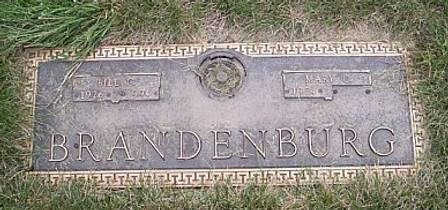 BRANDENBURG, BILL C. - Polk County, Iowa | BILL C. BRANDENBURG