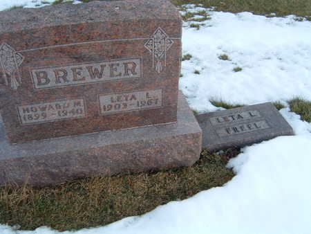 BREWER, LETA L. - Polk County, Iowa | LETA L. BREWER