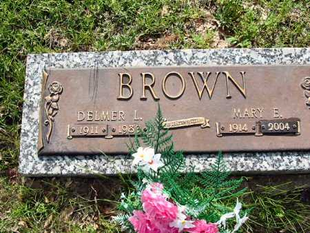 BROWN, MARY E. - Polk County, Iowa | MARY E. BROWN