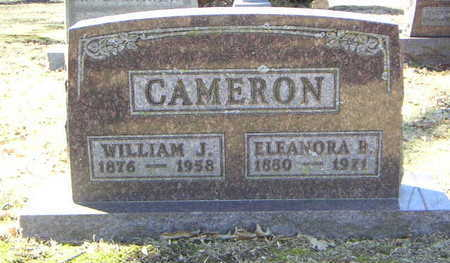CAMERON, WILLIAM JOHN - Polk County, Iowa | WILLIAM JOHN CAMERON