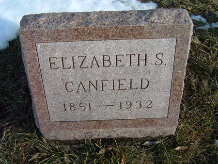 CANFIELD, ELIZABETH S. - Polk County, Iowa | ELIZABETH S. CANFIELD