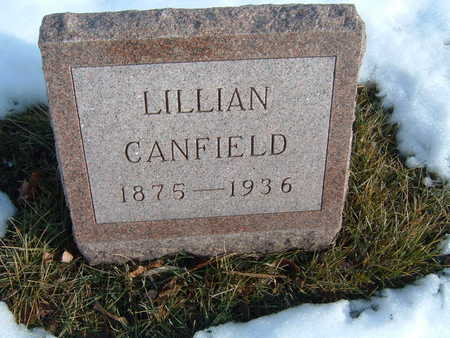 CANFIELD, LILLIAN - Polk County, Iowa | LILLIAN CANFIELD