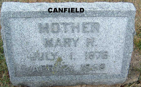 CANFIELD, MARY - Polk County, Iowa | MARY CANFIELD