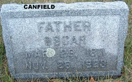 CANFIELD, OSCAR - Polk County, Iowa | OSCAR CANFIELD